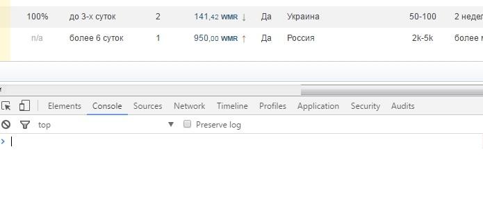 выгрузка сайтов из миралинкс